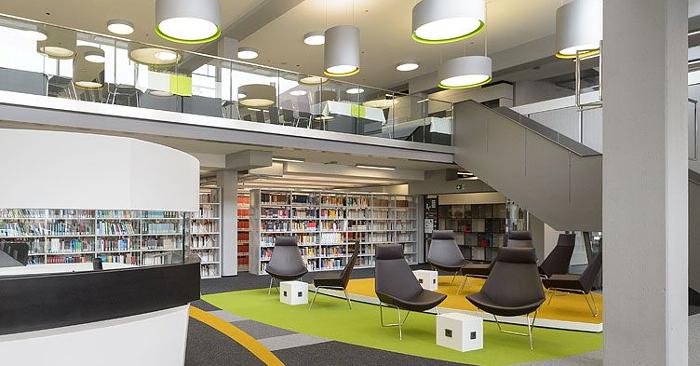 ub heidelberg bauprojekt triplex norderweiterung der universit tsbibliothek. Black Bedroom Furniture Sets. Home Design Ideas