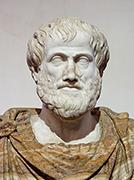 Marmorbüste Aristoteles