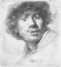Rembrandt Selbstportaet