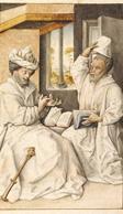 Eingangsbild zu Antonius von Pforr, Buch der Beispiele (Cod. Pal. germ. 84, 2v)