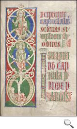 Seite von Cod. Sal. X,16