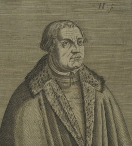Bildnis Luther