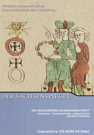 DVD 'Heidelberger Sachsenspiegel