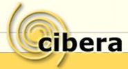 Logo 'Cibera' - Virtuelle Fachbibliothek Ibero-Amerika / Spanien / Portugal