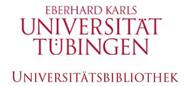 Logo UB Tübingen