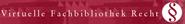 Logo Virtuelle Fachbibliothek Recht