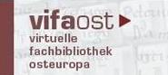 Logo Virtuelle Fachbibliothek Osteuropa