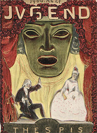 Cover Jugend: Scene of theatre performance