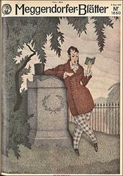 Titelblatt Meggendorfer Blätter, Band 122