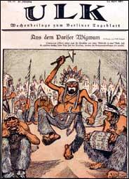 Titelblatt Ulk