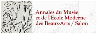 Annales du Musée et de l'Ecole Moderne des Beaux-Arts / Salon