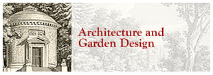 Pavillon in 'Schwetzinger Schlossgarten': architecture and garden design