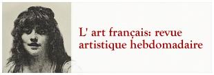 L' art français: revue artistique hebdomadaire