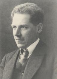 Portrait von Hermann Braus