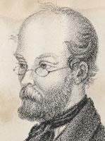 Portrait Georg Ludwig Kobelt