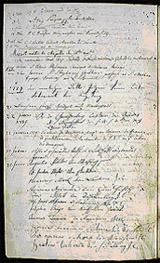 Besucherbuch der Mannheimer Sternwarte Mannheim 1777-1810