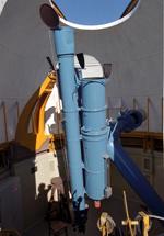 Bruce-Teleskop der Landessternwarte Heidelberg