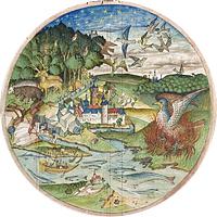 Cod Pal. germ. 471: Hugo von Trimberg: Der Renner - 'Tafel der christlichen Weisheit'