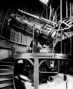 Waltz-Reflektor der Landessternwarte Heidelberg