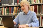 Online research in the library